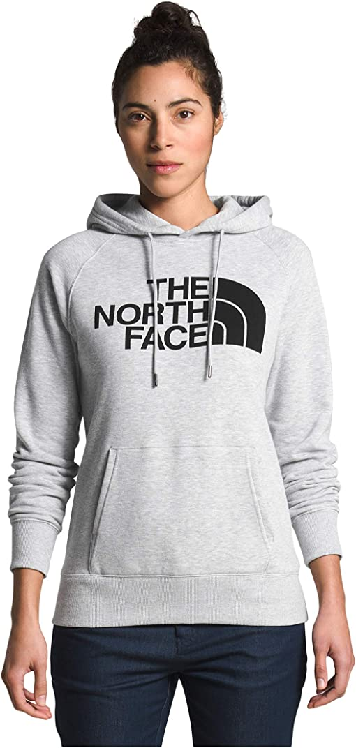 TNF Light Grey Heather/TNF Black