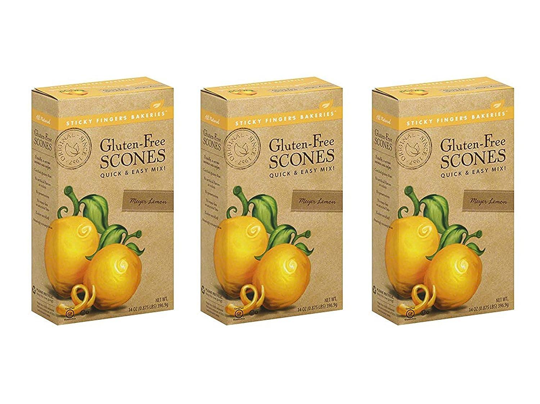 Sticky Baltimore Mall Fingers Bakeries Gluten-Free Meyer Mix Scone Ou 14 Lemon free
