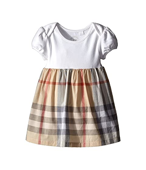 Burberry Kids Cherrylina Dress (Infant)
