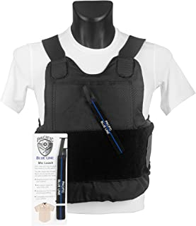 Tactical Mic Leash (Long) - Mic Loop Keeps Lapel Mic in Place for Police/Law Enforcement Radio