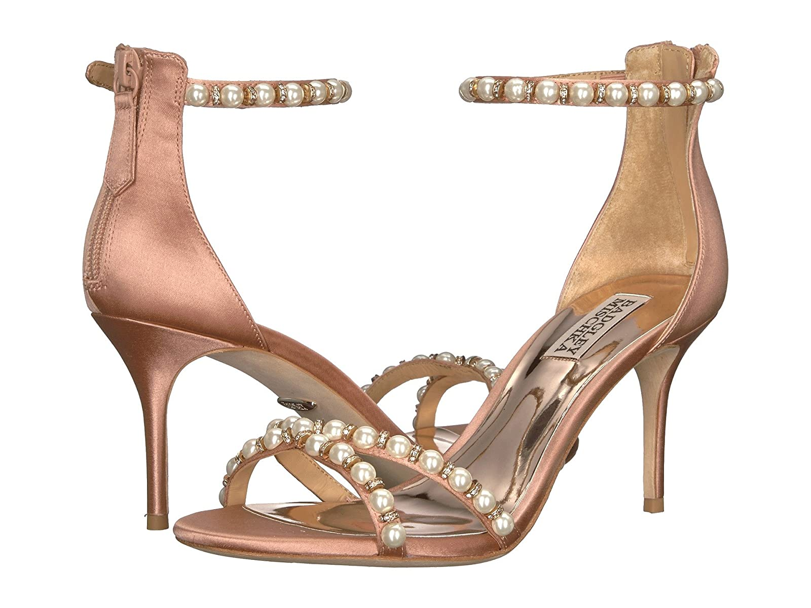 Badgley Mischka HannahCheap and distinctive eye-catching shoes