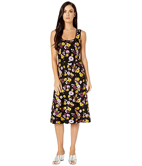 Kate Spade New York Jacquard Floral Sweater Dress