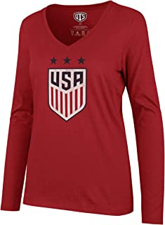 World Cup Soccer Women's Rival Long Sleeve Tee