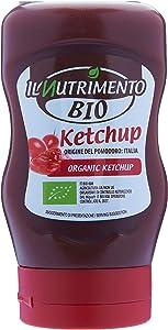 IL Nutrimento Organic Ketchup Italian Tomato - 310g
