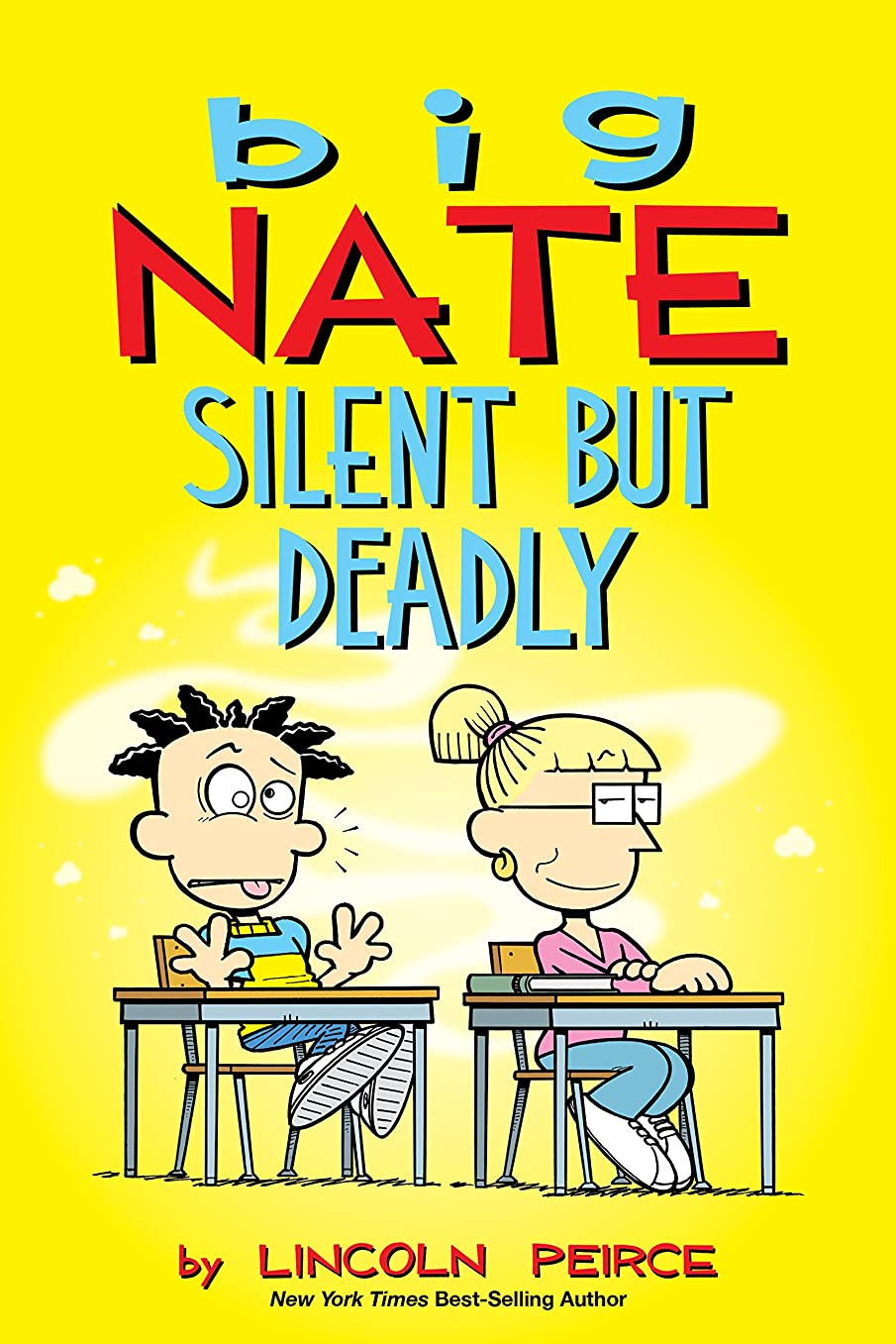 支援する引くレーザBig Nate: Silent But Deadly (English Edition)