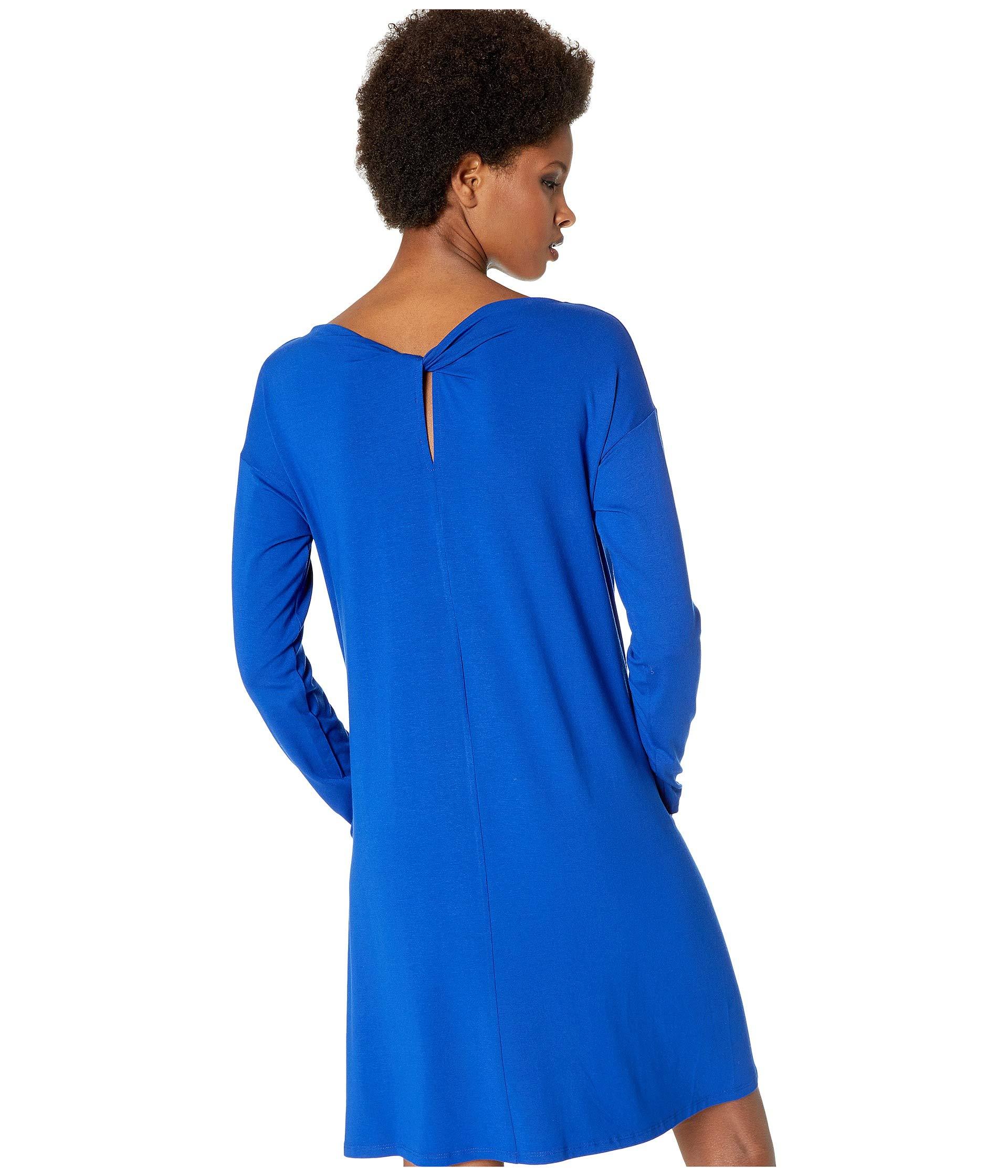Dress Bateau Royal K Neck l Fisher Eileen qXYAxwEn5w