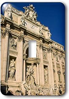 3dRose lsp_82057_1 Trevi Fountain in Rome, Italy Eu16 Bba0198 Bill Bachmann Single Toggle Switch