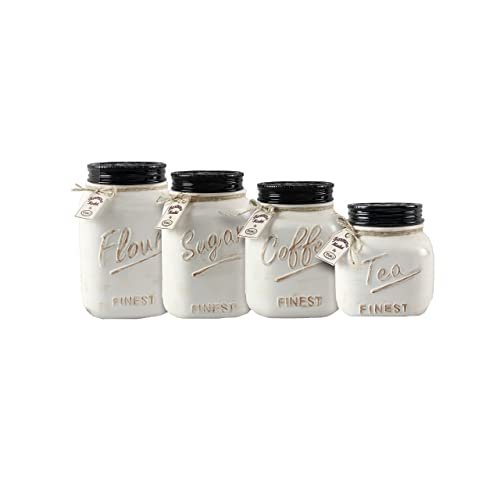 Kitchen Canisters Set Amazon Ca