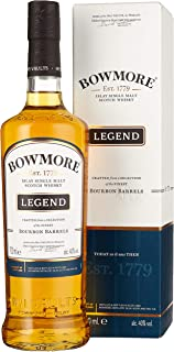 Bowmore Legend Islay Single Malt Whisky 1 x 0.7 l