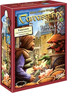 Best carcassonne traders and builders Reviews