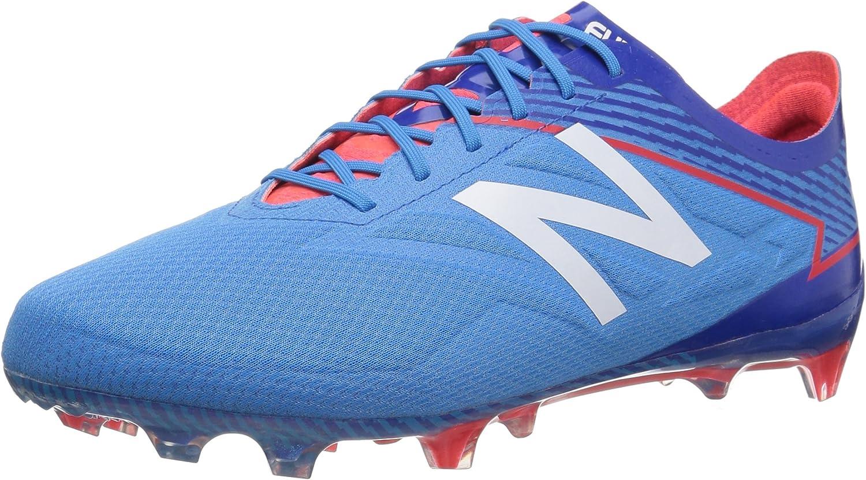New Balance Furon 3.0 Pro FG Football Boots - Bolt bluee Red