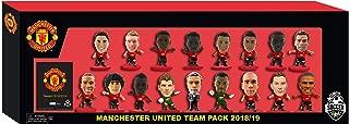 SoccerStarz MUTP19 Man Utd Team Pack (2018/19 Version) /Figures, Red