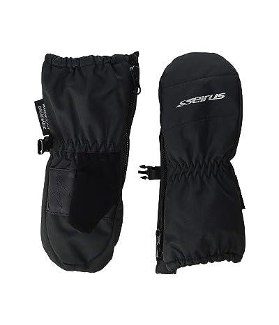 Seirus Devious Mitt (Toddler) (Black) Snowboard Gloves