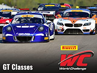 2016 Pirelli World Challenge-GT/GTA/GT Cup From Ontario, Canada