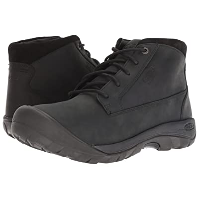 Keen Austin Casual WP Boot (Black) Men