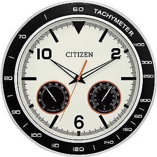 ساعة حائط سيتيزن CC2019 الخارجية - اسود