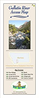 Montana River Rat Maps: Access Maps