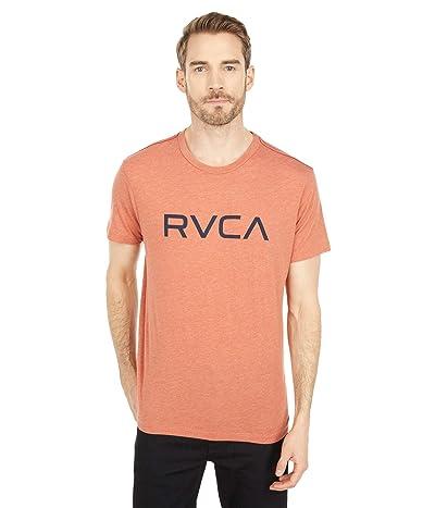 RVCA Big RVCA T-Shirt Short Sleeve (Terracotta) Men