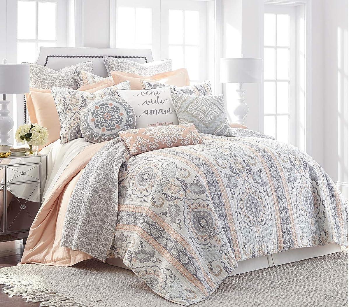 Levtex Home Darcy Full/Queen Quilt Set