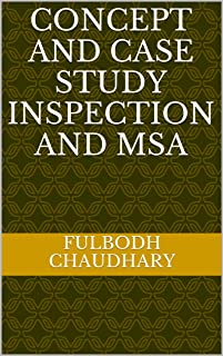 CONCEPT AND CASE STUDY INSPECTION AND MSA