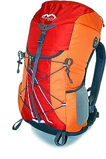 MONTIS PHINEX 40 unisex vandringsryggsäck, vandringsryggsäck och reseryggsäck i ett, tack vare regnskydd även cykel- och c...