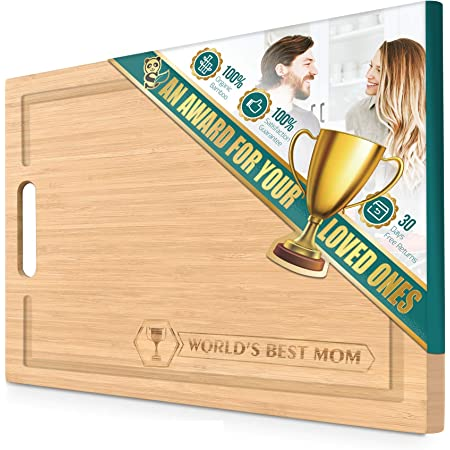 You/'re Awesome MOM Mothers Day Gift Engraved BAMBOO Cutting Board 14 X 7.5 Great Gift For Mom Mother Day Gift Engraved Cutting Board