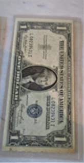 Best 1957 b silver certificate Reviews