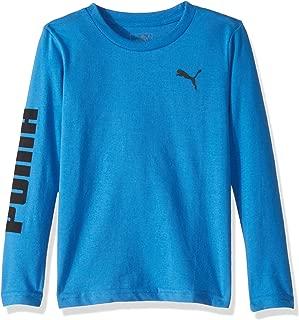 PUMA Little Boys' Long Sleeve T-Shirt