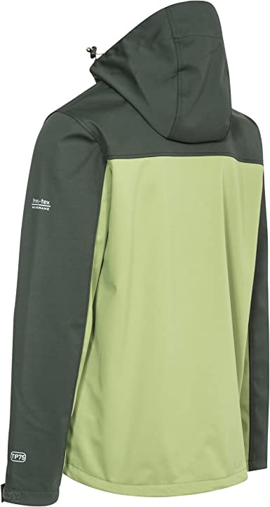 TP4067 Details about  /Trespass Mens Palin Waterproof Softshell Jacket