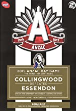 AFL 2015 Anzac Day Game Collingwood