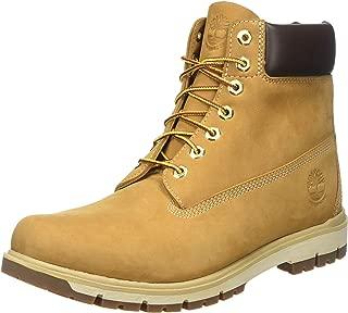 Timberland Men's Radford 6 Boot WT Wheat Yellow Boots, Wheat Nubuck