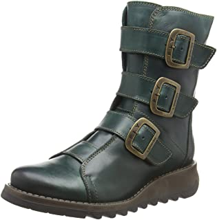 Fly London Women's Scop110fly Biker Boots