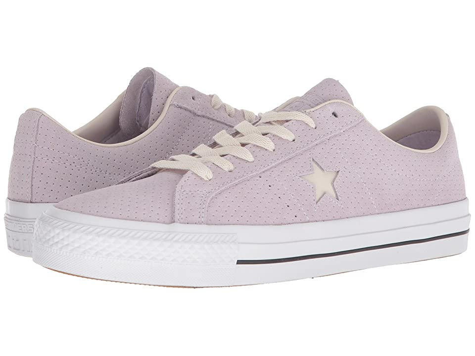 Converse Skate One Star Pro-Ox (Barely Grape/Driftwood/White) Men