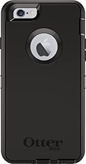 OtterBox Defender iPhone 6/6s Case - Frustration-Free Packaging - Black