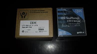 IBM 10 Pack LTO-5 Ultrium Tape 1.5TB/ 3TB, Part # 46X1290-10PK
