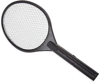 Zap Master The Original Electric Hand Held Racket Bug Zapper (Black)