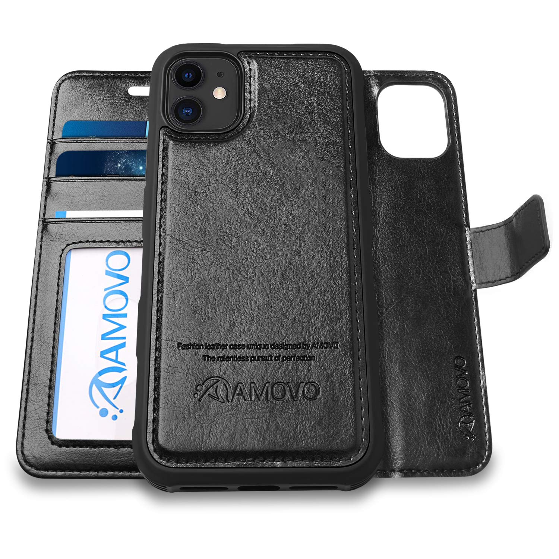 AMOVO Detachable Leather Kickstand Package