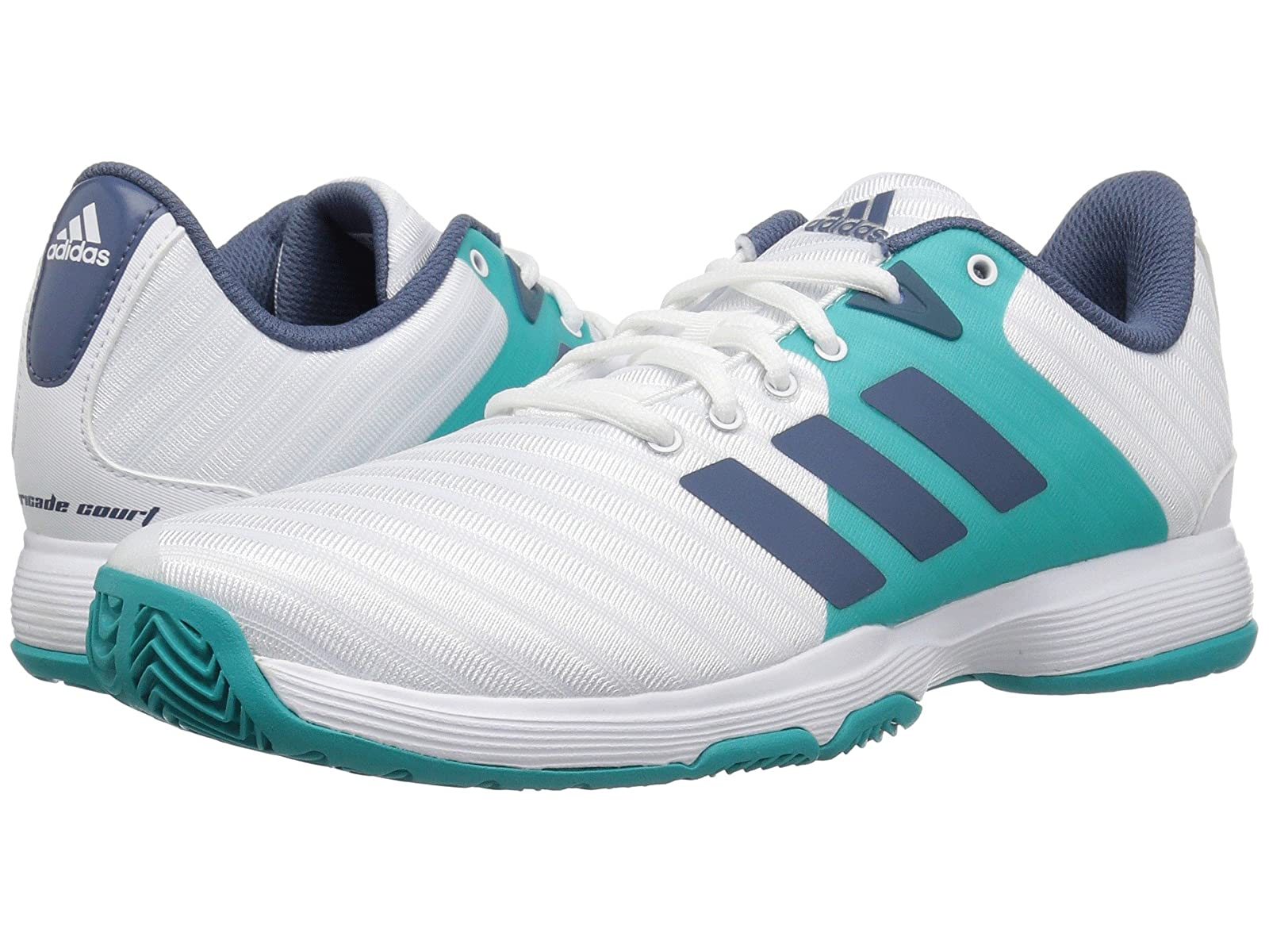 adidas Barricade Court 2Atmospheric grades have affordable shoes