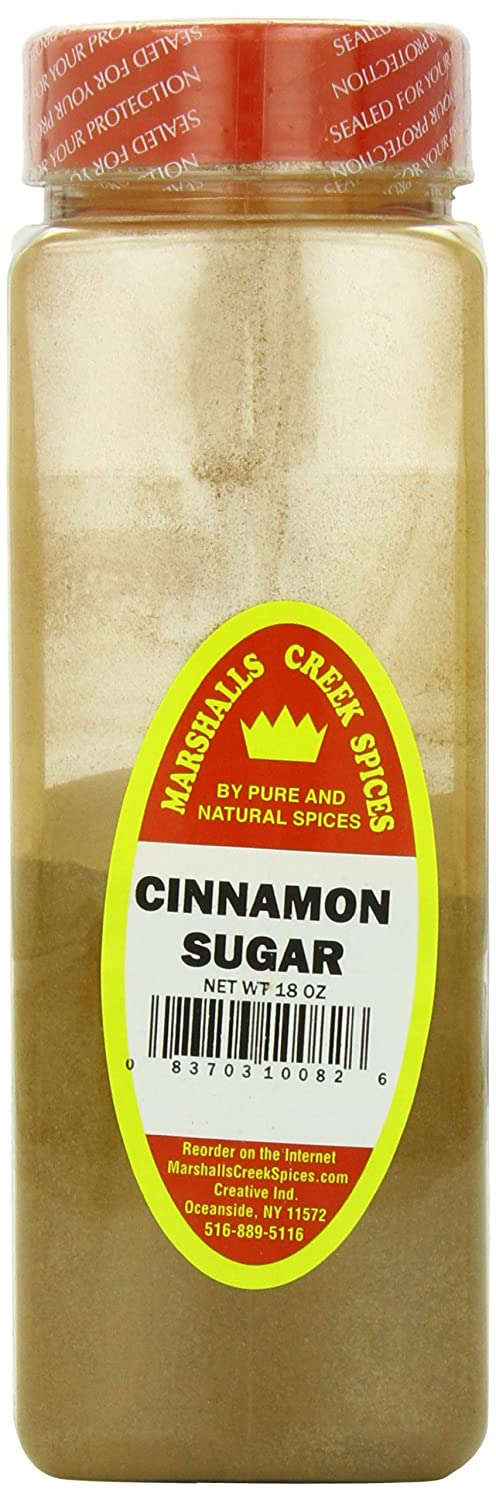 Marshalls Creek Spices Cinnamon Ounce Sugar Seasoning 18 Cheap mail order specialty OFFicial store store