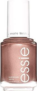 essie Nail Polish, Muted beige nude Polish, Matte Finish, Call Your Bluff, 0.46 Fl Oz