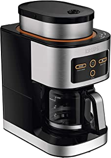 Best Coffee Maker With Grinder Reviews of August 2020