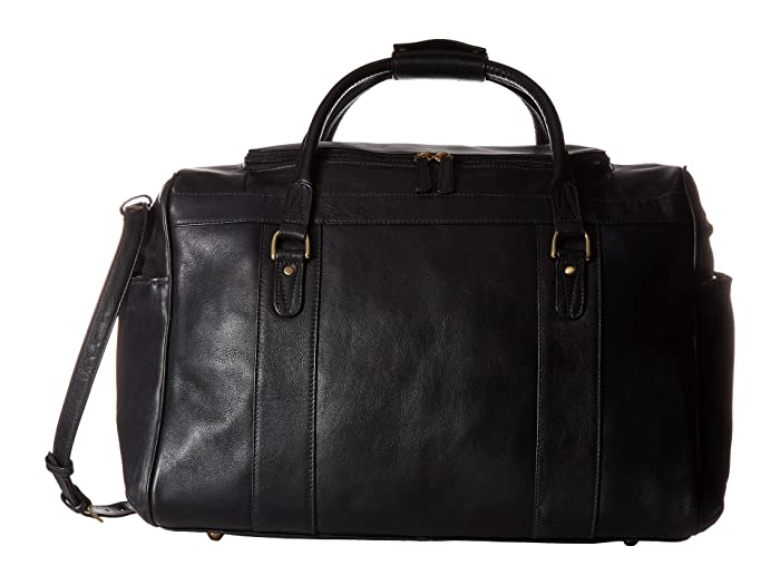 Scully  Freedom Duffel (Black) Duffel Bags
