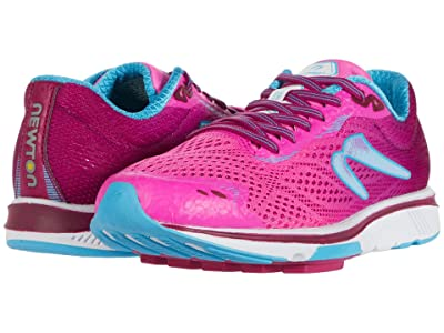 Newton Running Motion 9 (Pink/Aqua) Women