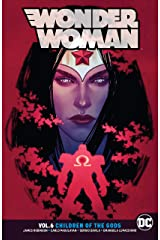 Wonder Woman (2016-) Vol. 6: Children of the Gods Kindle Edition