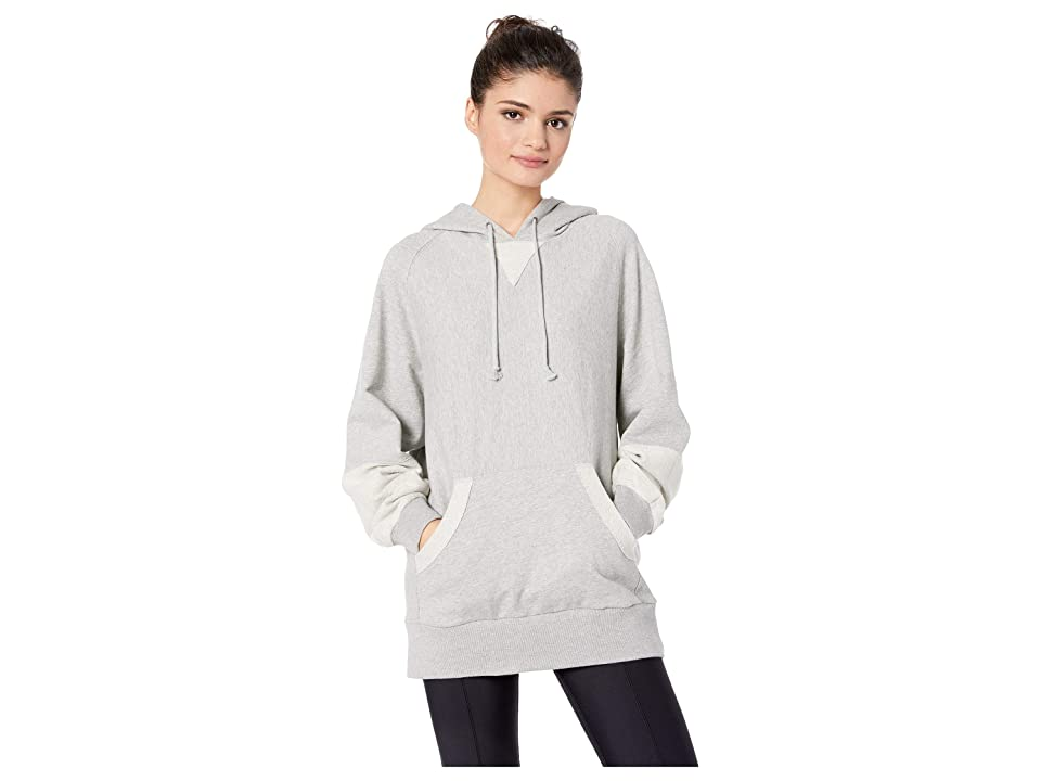 Free People Movement Hawking Hoodie (Grey Combo) Women