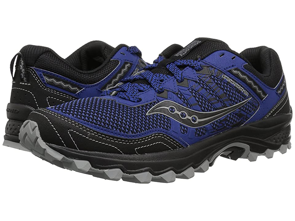Saucony Grid Excursion TR12 (Blue/Black) Men