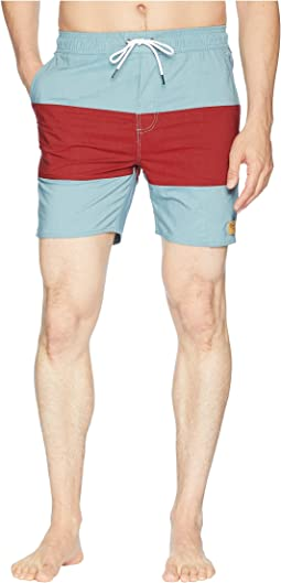 Brixton Havana Stripe Trunks