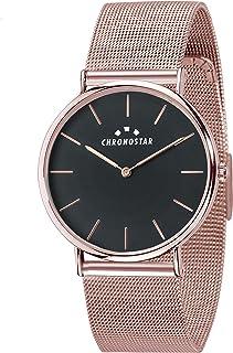 Chronostar R3753252508 Preppy Year Round Analog Quartz Rose Gold Watch
