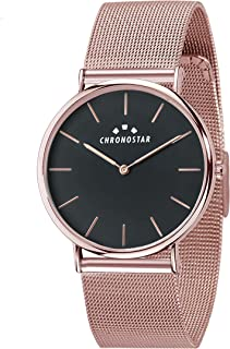 Chronostar R3753252508 Preppy Year Round Analog Quartz Rose Gold Watch
