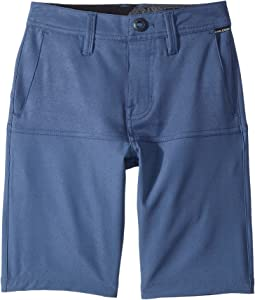 Volcom Kids Frickin SNT Block Shorts (Big Kids)